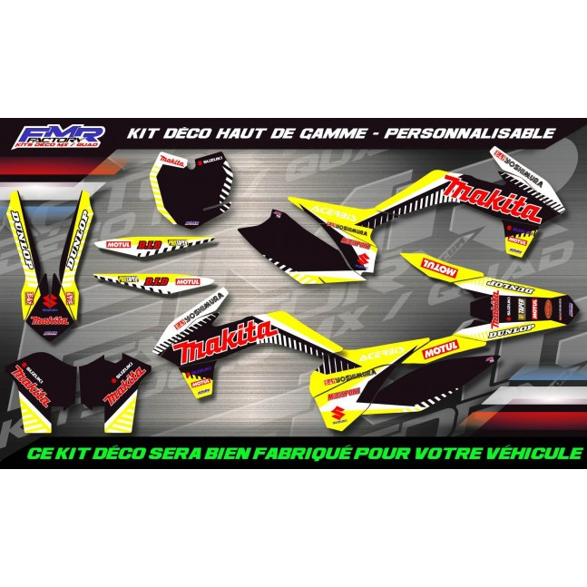 KIT DÉCO Perso 85 RM MAKITA