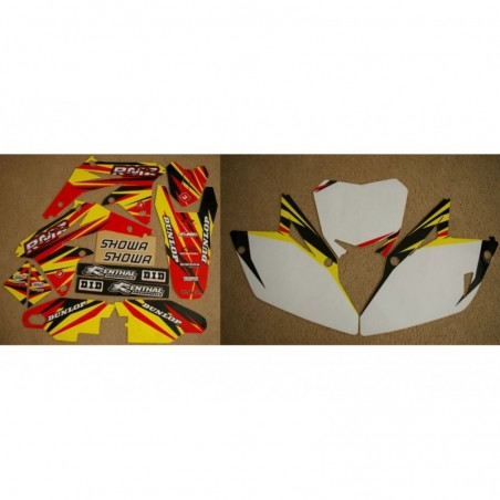 450 RMZ 08-16 kit deco FACE...