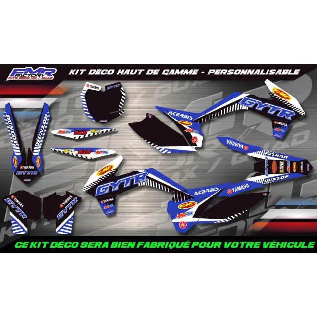 KIT DÉCO Perso 80 / 85 YZ GYTR