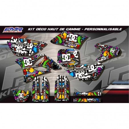 KIT DÉCO Perso 80/85 YZ DC...