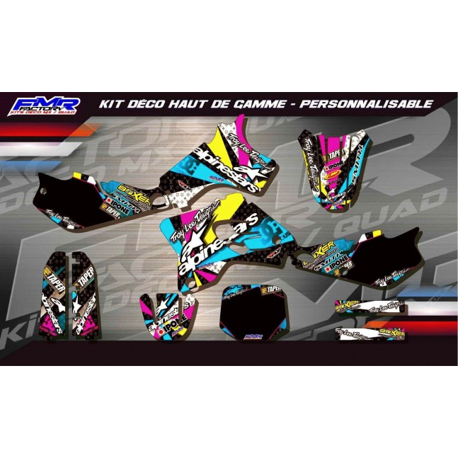KIT DÉCO Perso 80 / 85 YZ...