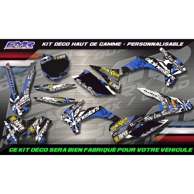 KIT DÉCO Perso 80/85 YZ...