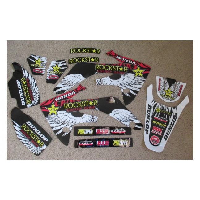 kit déco CRF 150 RB LIQUID...