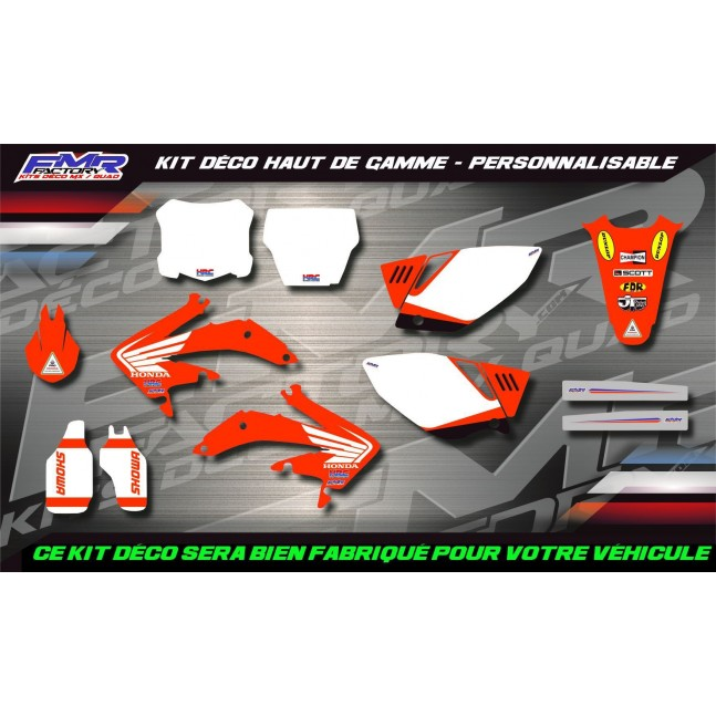 KIT DÉCO Perso 150 CRF...
