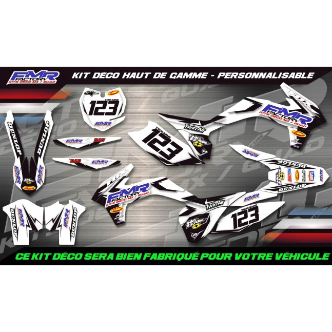 KIT DÉCO Perso BLASTER Fmr...