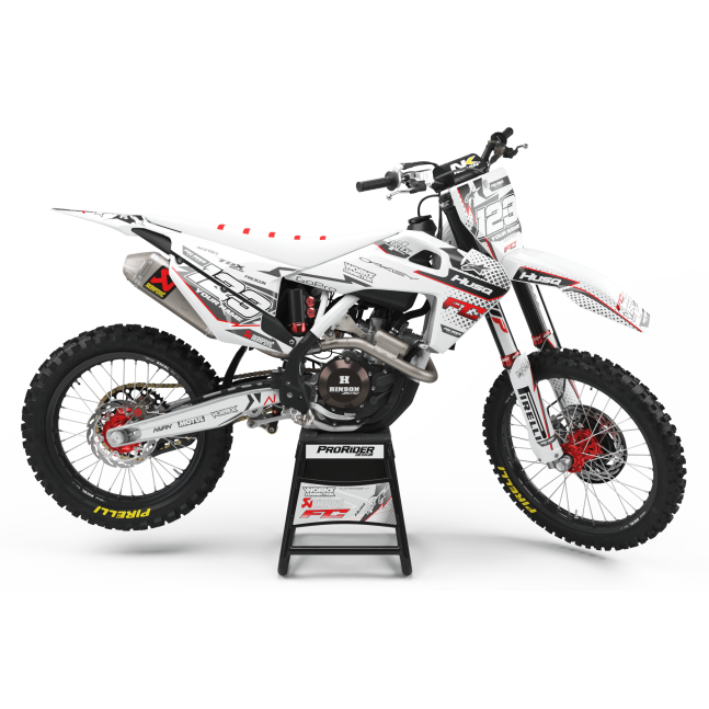 KIT DECO HUSQVARNA VERTEX...