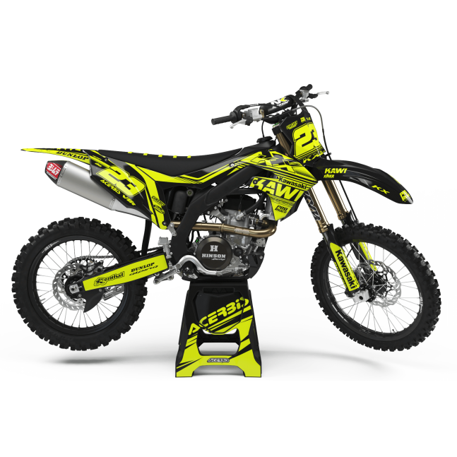 KIT DÉCO FLUO PERSO KAWI RS
