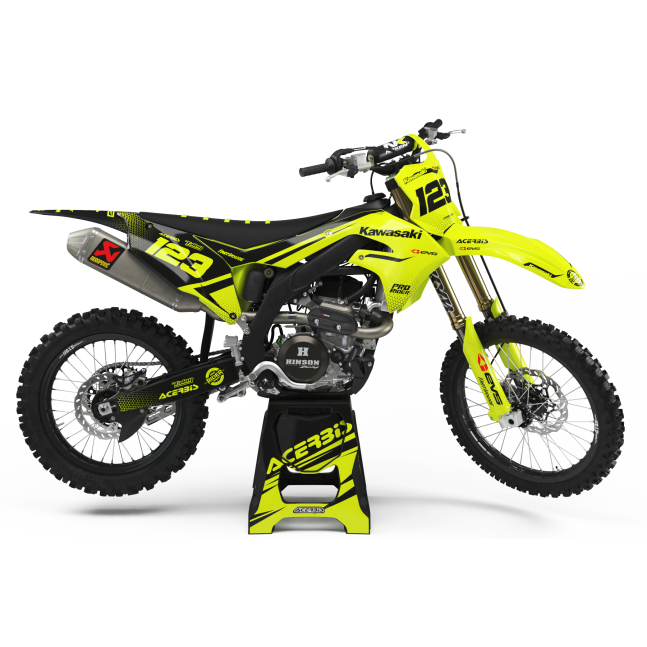 KIT DÉCO FLUO PERSO KAWI YAMO