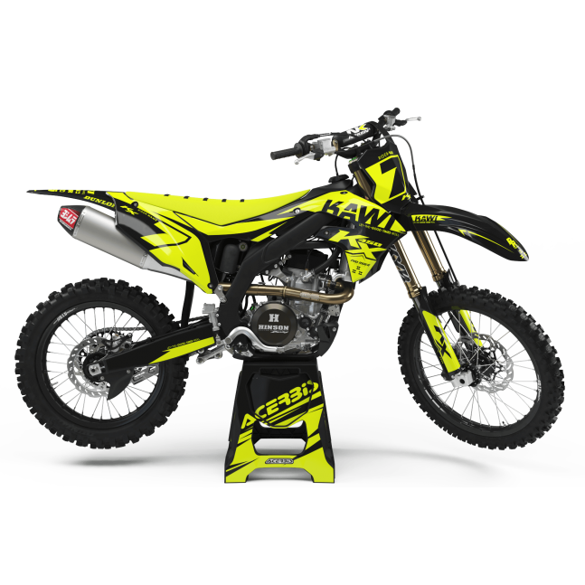 KIT DÉCO FLUO PERSO KAWI HAVA