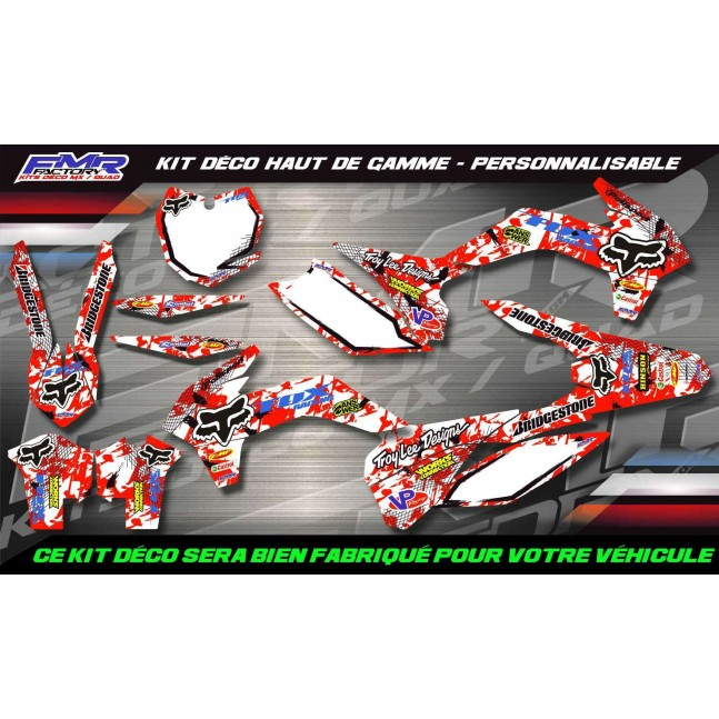 KIT DÉCO Perso CR 125 09-13...