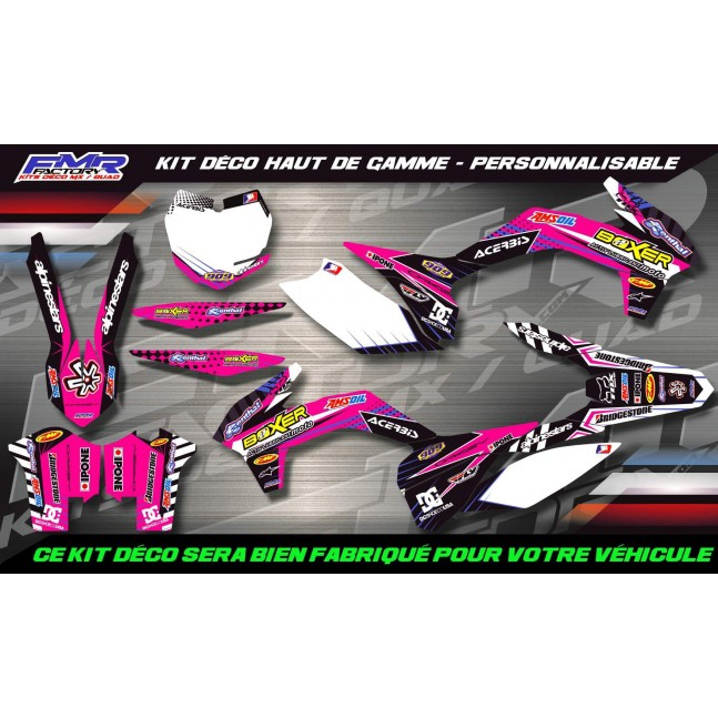 KIT DÉCO Perso 250/450 CRF...