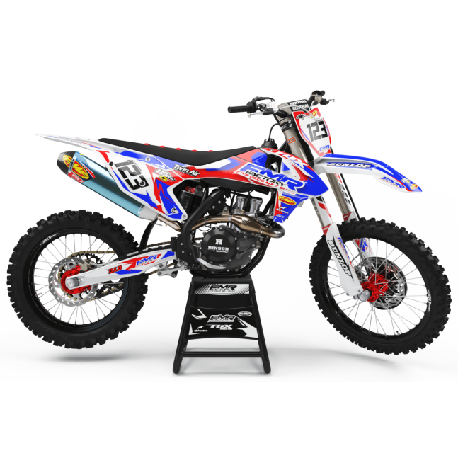 KIT DECO MOTOCROSS FMR...