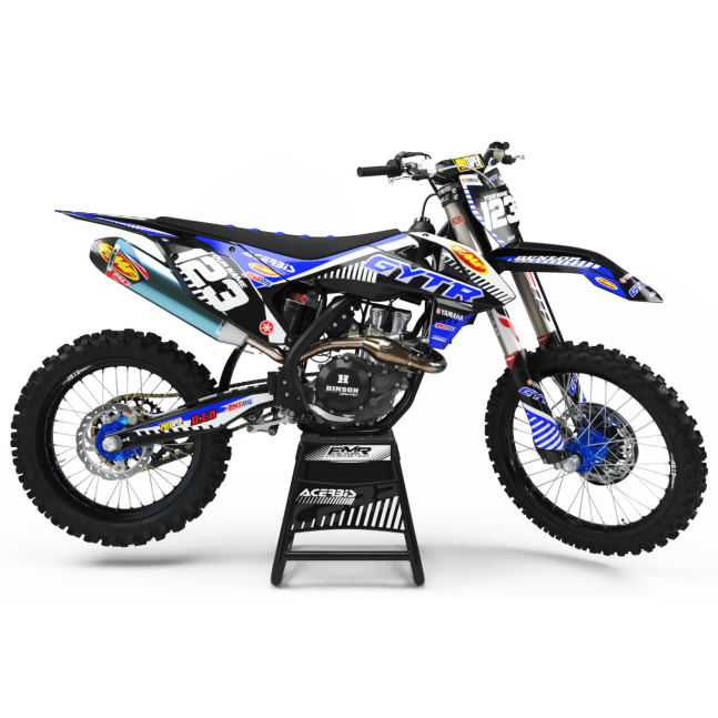 KIT DECO MOTOCROSS GYTR Yamaha