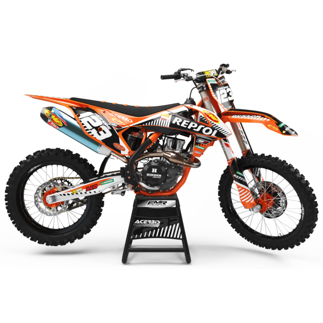 KIT DECO Motocross KTM REPSOL