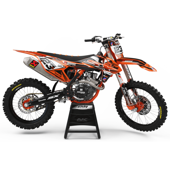 KIT DECO Motocross KTM...