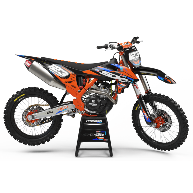 KIT DECO Motocross KTM JGR...