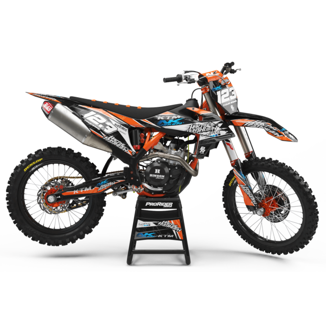 KIT DECO Motocross KTM GO...