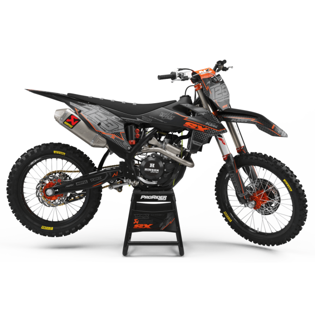 KIT DECO Motocross KTM VERTEX
