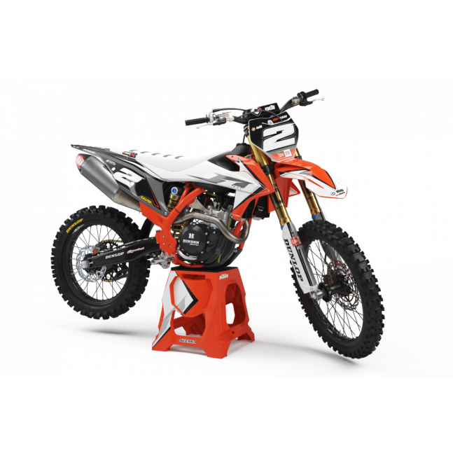 KIT DECO Motocross KTM ORIGINE