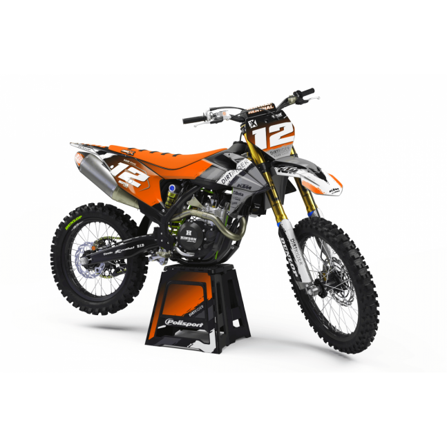 KIT DECO Motocross KTM DIRT...