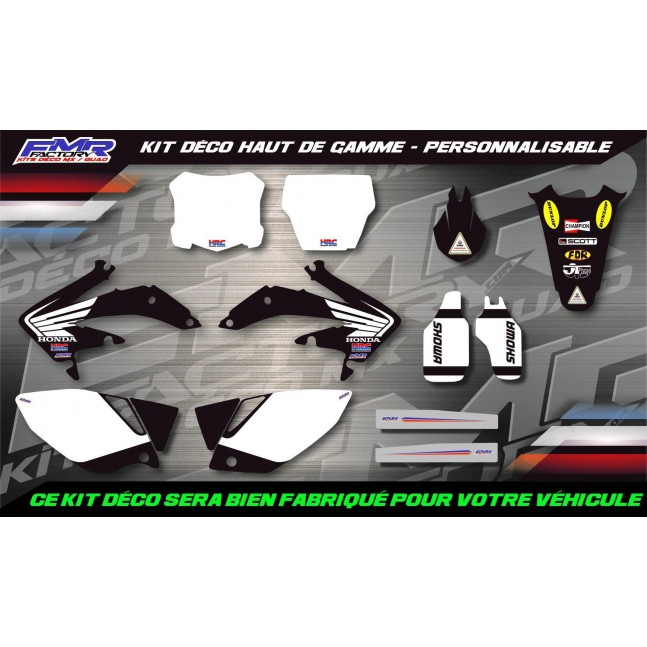KIT DÉCO CRF-X/CRF-L/CR/XR...