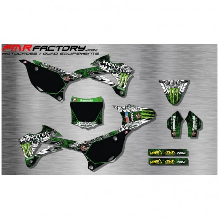 85 KX 2014 kit deco MONSTER...