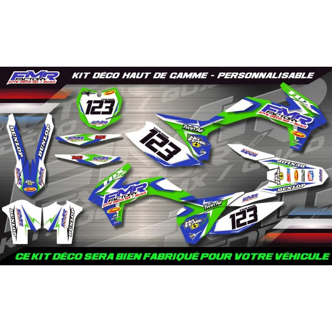 KIT DÉCO KX /KLX Fmr Factory