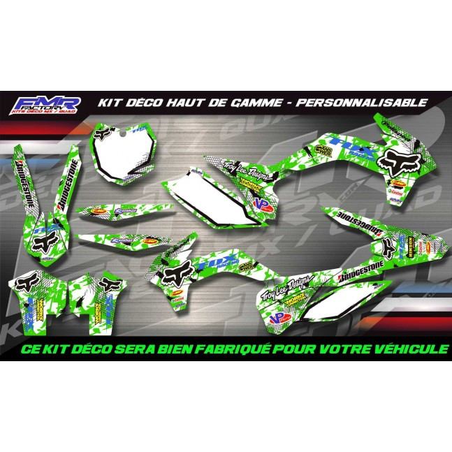 KIT DÉCO Perso KX/KLX FOX...